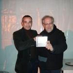 Con Ernesto De Pascale