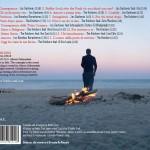 Retro copertina dell'album