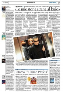 la stampa/genova dic 2010
