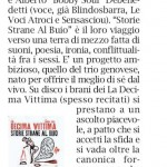 Recensione sul La Stampa/Il Mercantile - Giugno 2011