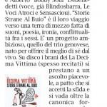 Recensione sul La Stampa/Il Mercantile - Giugno 2011