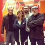 Con Francesca Baraghini e DJ Kamo a Primocanale Sound