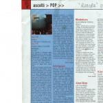 Rumore Ottobre 2002