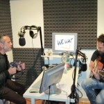live a Wewantradio.it Roma - Marzo 2012
