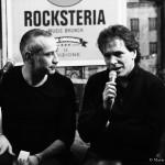 Presentati da Federico Fiume alla Rocksteria - Roma