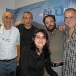 16 maggio '13 - con Agostino Spolaore e Alice Violato a Padova