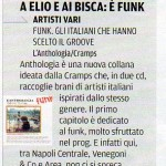 Funk In Italia su Venerd di Repubblica, 218.12.09