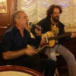 George La Nuit, Sanremo 1 gen 16