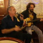 George La Nuit, Sanremo 25 mar 16