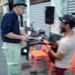 Piazza delle Erbe, Genova, 27 Lug 17