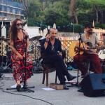 Rapsodia in Blues, San Michele di Pagana, 11 lug 17