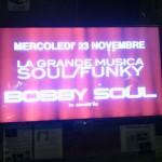 Teatro del Sale, Firenze, 23 nov 16