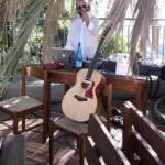 bLINDbONObOS acustic & dj set Varese Ligure 26 Ago 2012