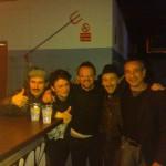 Con la band di Gianni Resta all'Arci Svolta di Rozzano (Mi) 24 Maggio 13