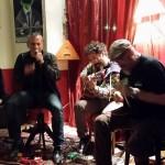 con Andrea Giannoni - Da Bacchus - La Spezia 28 mar 14