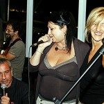 Banano Tsunami 2 Luglio con Paola Baraldi e Giulia Guido