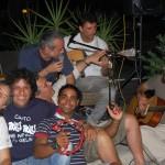 Lun 12 Ago Bar Calcagno Arenzano con i mitici Trilli