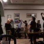 Bar Rico - Lavagna aperitivo Sab 8 Feb