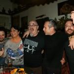 in via delle grazie a genova, con Giulia Guido, Andrea Giannoni, Andrea Paganetto