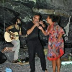 baracca merellin, camogli, estate 2012 con liza chic