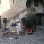 Castello di Tagliolo (Al) 5 sett 15