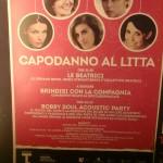 Capodanno al Teatro Litta - Milano