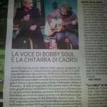 Live Club Articolo Secolo 20 Apr 14