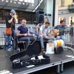 Social Street Corso Buenos Aires Milano, 18 mag 14, con musicisti di strada