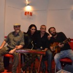 Pazza Idea Sarzana con Andrea Giannoni e Aziza Ben Hamadi