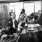 23 - 25 Marzo '14. Registrando il nuovo album a Riserva Sonora, Arquata Scrivia