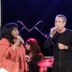 con Sierrah Bonette, Festival Blues di Rapallo - 1 Sett