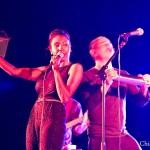 Tigullio Blues Fest . Rapallo 7 ago 14 con Vanessa Jay Mulder