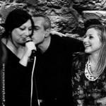 Trampa Genova 26 Nov 13 con Giulia Guido e Francesca Lorusso