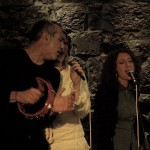 Trampa Genova 26 nov 13 con Woodstock Quartet