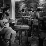 Trampa Genova con Audiograffiti e Marco Mazzoli 15 Apr 14
