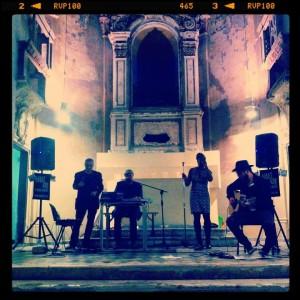 Abbazia di San Bernardino, Genova, 9 apr 16