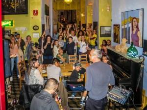 Osteria del Sole, Genova, 21 mag 16